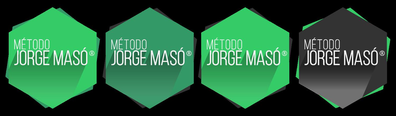 Logo nuevo del Método Jorge Masó
