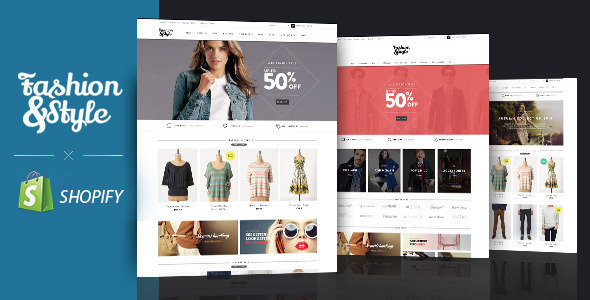 Top Premium Shopify Themes - Shopify design templates